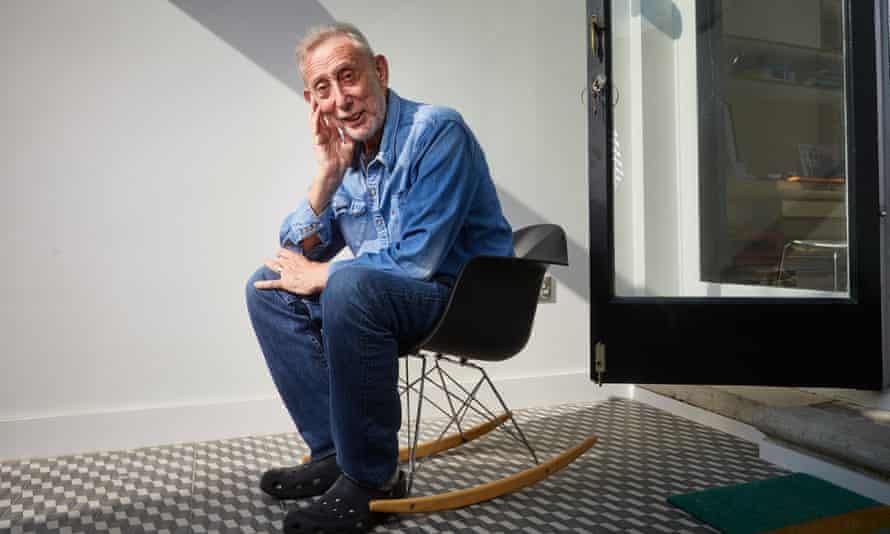 Michael Rosen: 'I didn't die.'