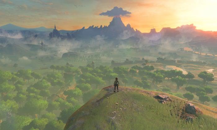Is The Legend Of Zelda Breath Of The Wild The Best Designed