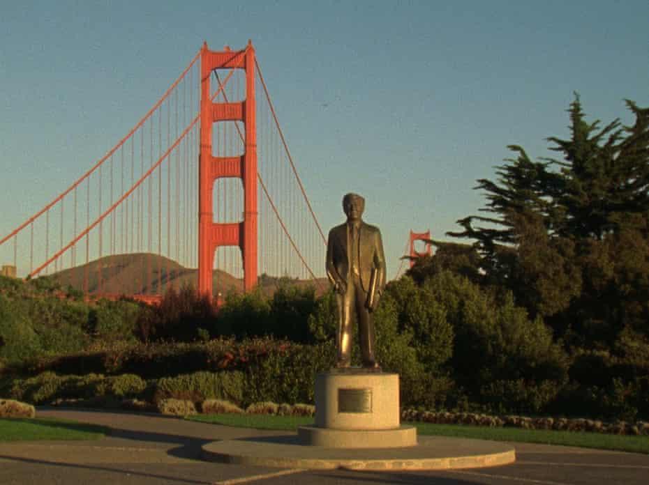 The rhythms of California on 16mm … Olson's The Joy of Life.