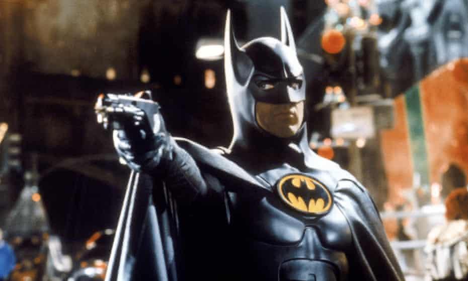 Michael Keaton in Batman Returns.