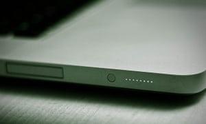 macbook pro battery meter