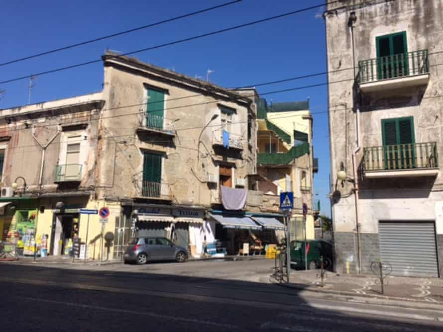 The suburb of San Giovanni.