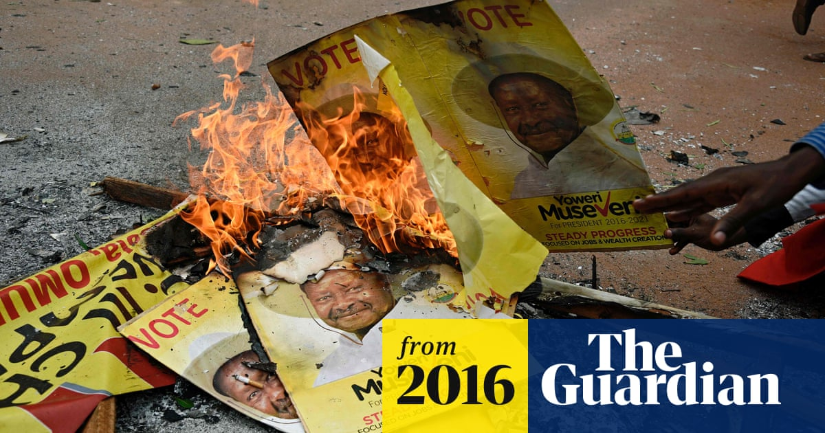 Uganda goes to the polls gripped by fear of political