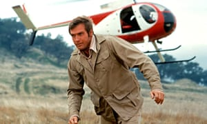 Lee Majors as Colonel Steve Austin in the 1970s TV series The Six Million Dollar Man