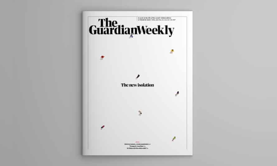 Guardian Weekly cover 27 March 2020
