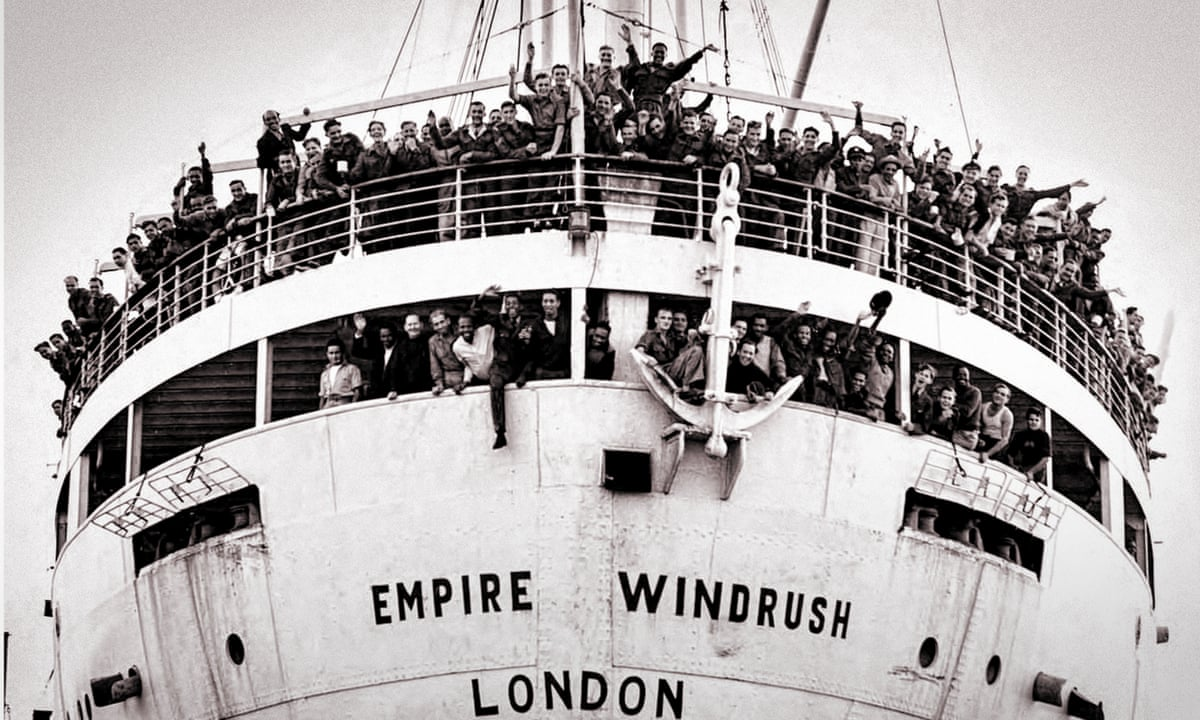 Britain must pay its debts to the Windrush generation – no matter what it  costs | Colin Grant | Opinion | The Guardian