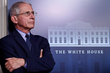 Dr Anthony Fauci. He said on Thursday: 'There's one thing about that nonsense that I do object to, and that is the effect that it has on my family,'