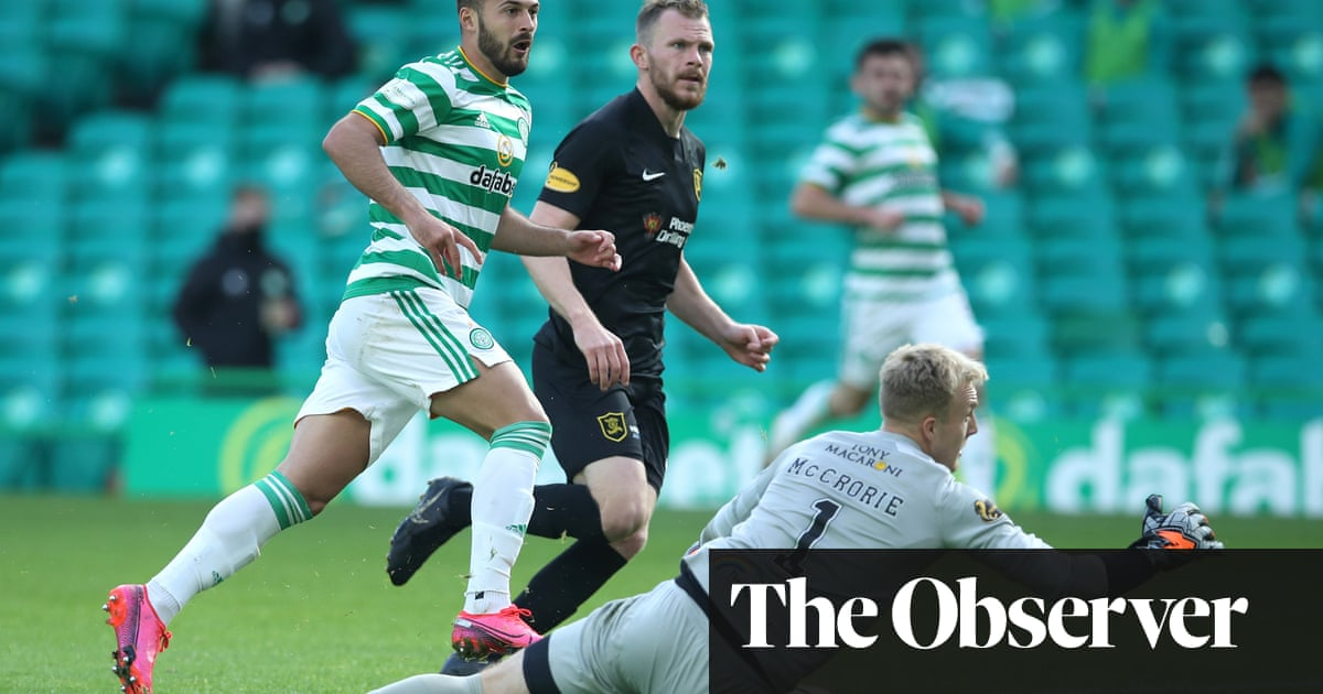 Celtic do just enough to see off Livingston thanks to Albian Ajeti