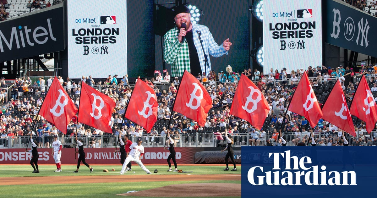 Image result for Criticism of the London Series baseball games was unsporting