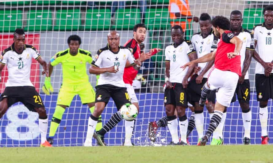 Ghana were beaten 1-0 by Egypt in their last match.