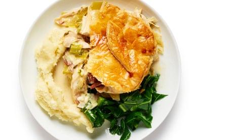 Supreme comfort food: how to make chicken pie