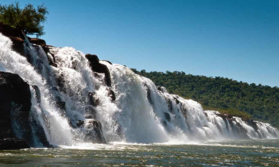 Misiones, Mocona Falls