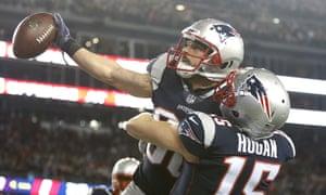 b75ff3b9 Jacksonville Jaguars 20-24 New England Patriots: AFC championship ...