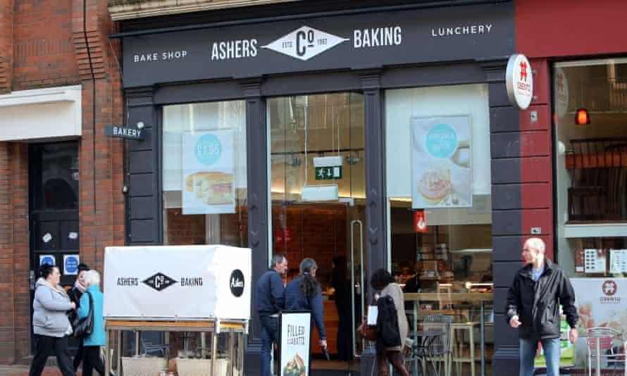 Ashers, Belfast bakery in gay cake row