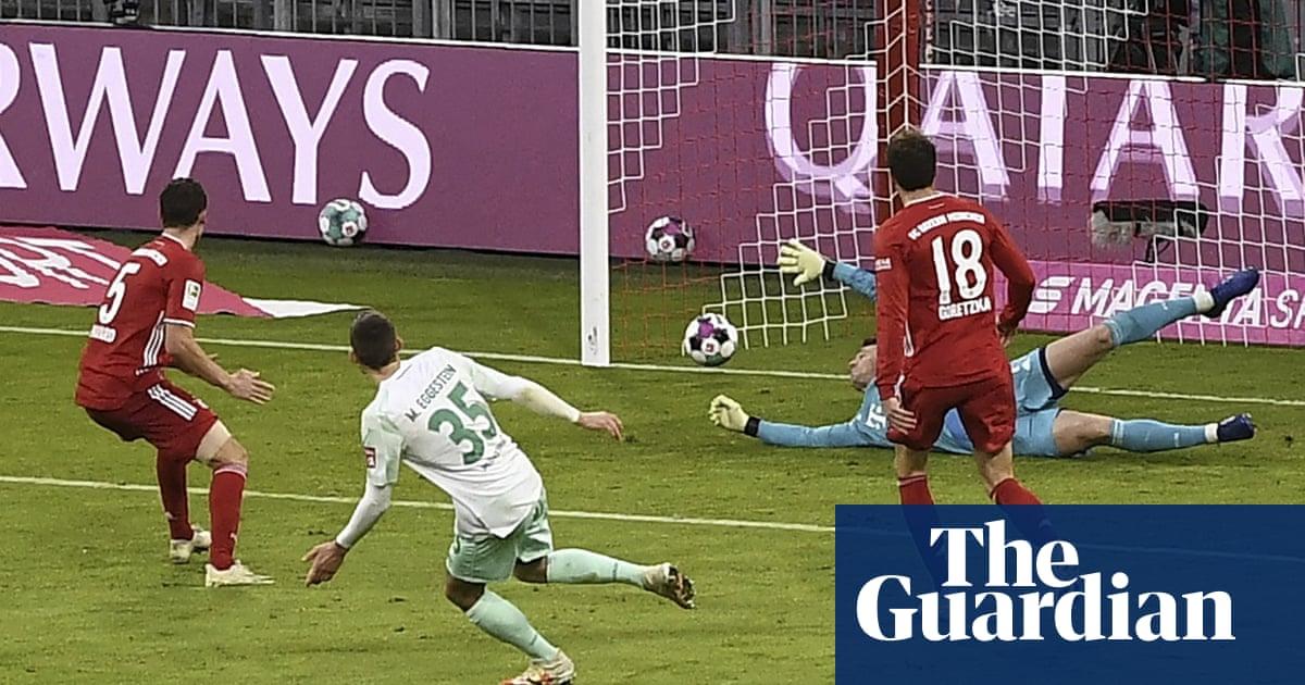 Werder Bremen set niche Bundesliga record in Bayern game that got away