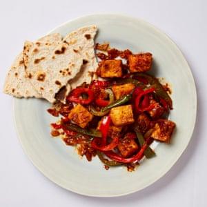 Meera Sodha's chilli tofu