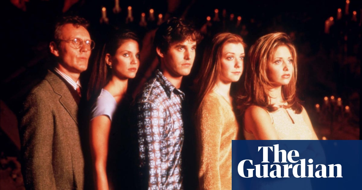 Buffy the Vampire Slayer at 20: the thrilling, brilliant