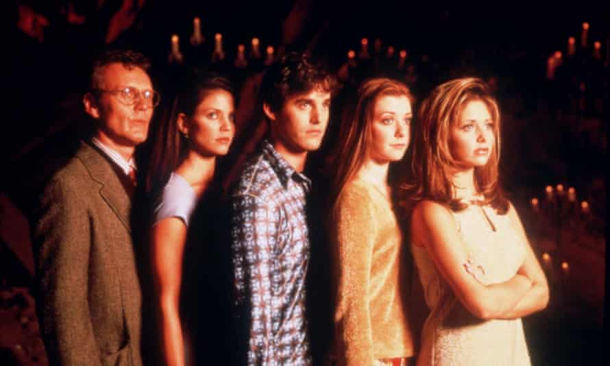 Forget The Sopranos … but Buffy was there first and doing extraordinary things.