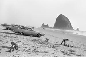 Cannon Beach, Oregon, 1971