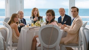 Isabelle Huppert stars in Happy End