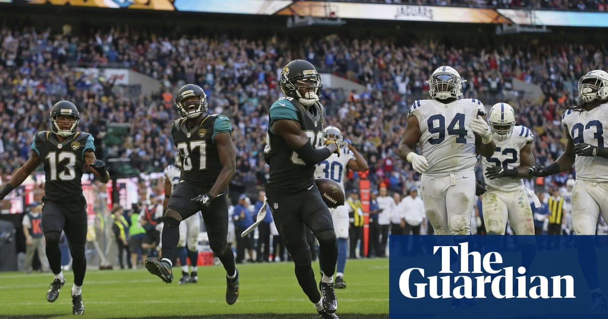 43110f35 Wembley win finally gives Jacksonville Jaguars something to write ...