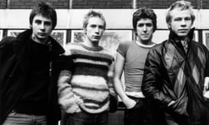 The Sex Pistols played one of their first shows in Camden in 1976.