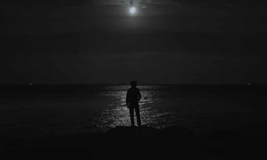 Weary nights … Barzakh.