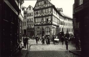 Eisenmarkt, Wetzlar, 1913