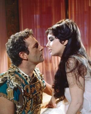 'Let me speak.' 'No! Let me speak' … Antony and Cleopatra.