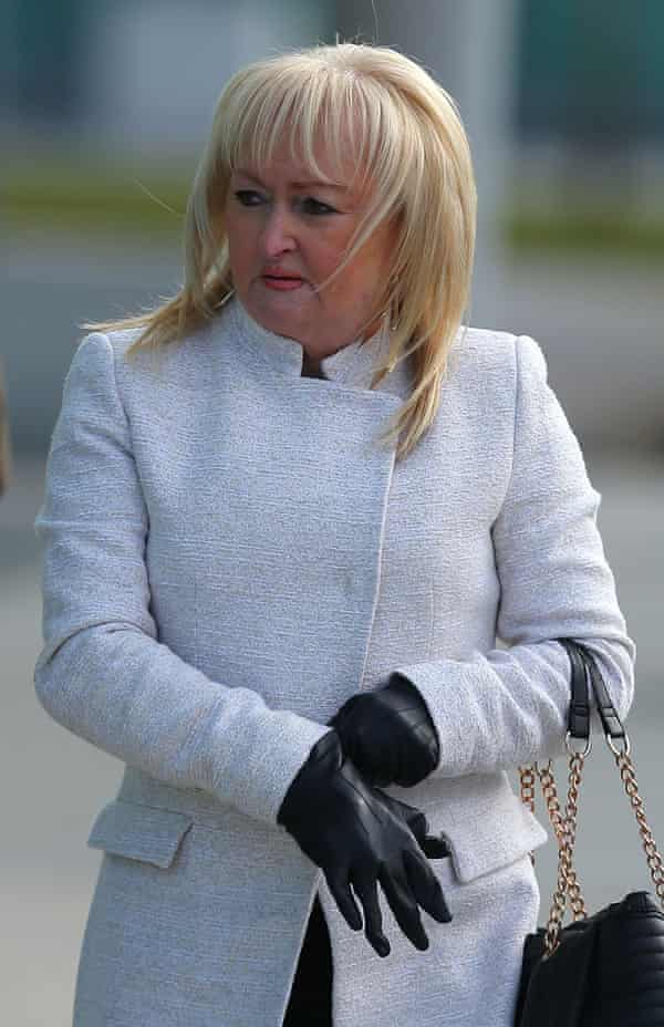 Jenni Hicks, who lost her two daughters at Hillsborough.