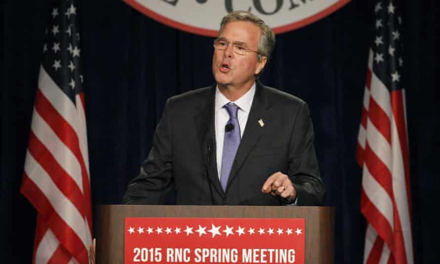 Jeb Bush, RNC Spring meeting