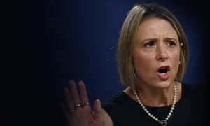 Kristina Keneally says the vaccine rollout is a 'shambles'.