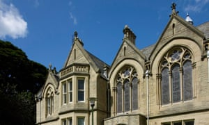 A building of Bradford University, Michael Meadowcroft's alma mater