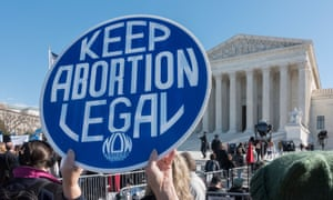 Texas and Ohio have ordered health care providers to stop performing abortions, deeming them not essential.
