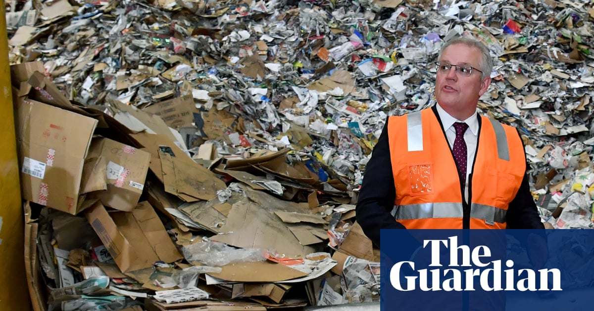 Coalition's $100m scheme to fund recycled products has spent no money – The Guardian