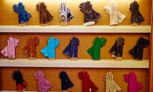 Gloves at Luvaria Ulisses.