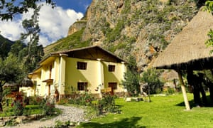 Apu Lodge, Peru. from http://apulodge.com/
