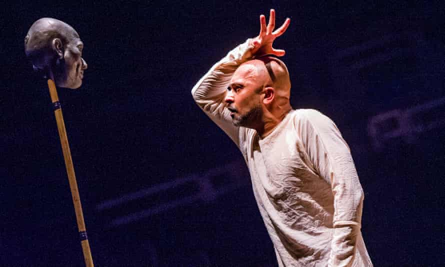 Akram Khan in Until the Lions at the Roundhouse in London in 2016.