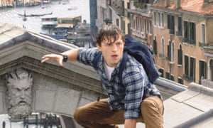 Tom Holland   Film   The Guardian