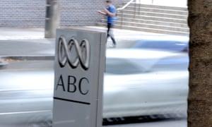 The Australia Broadcasting Corporation (ABC) logo