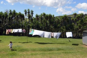Daily life in Santa Elena