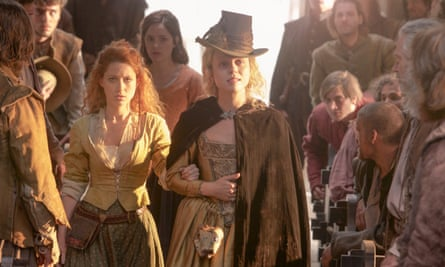 Feisty, cheeky and rebellious … the women of Jamestown.