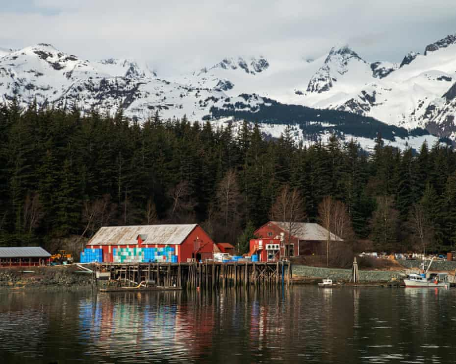 The Haines Cannery (Haines Packing Company) at Mud Bay