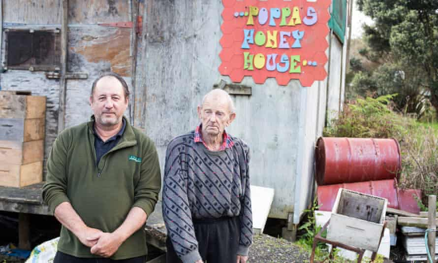 Lindsay and Bill Guest of Hokianga, Northland, NZ