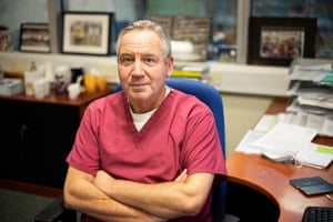 Prof Marcel Levi, UCLH chief executive.