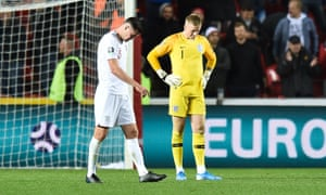 Michael Keane for England.