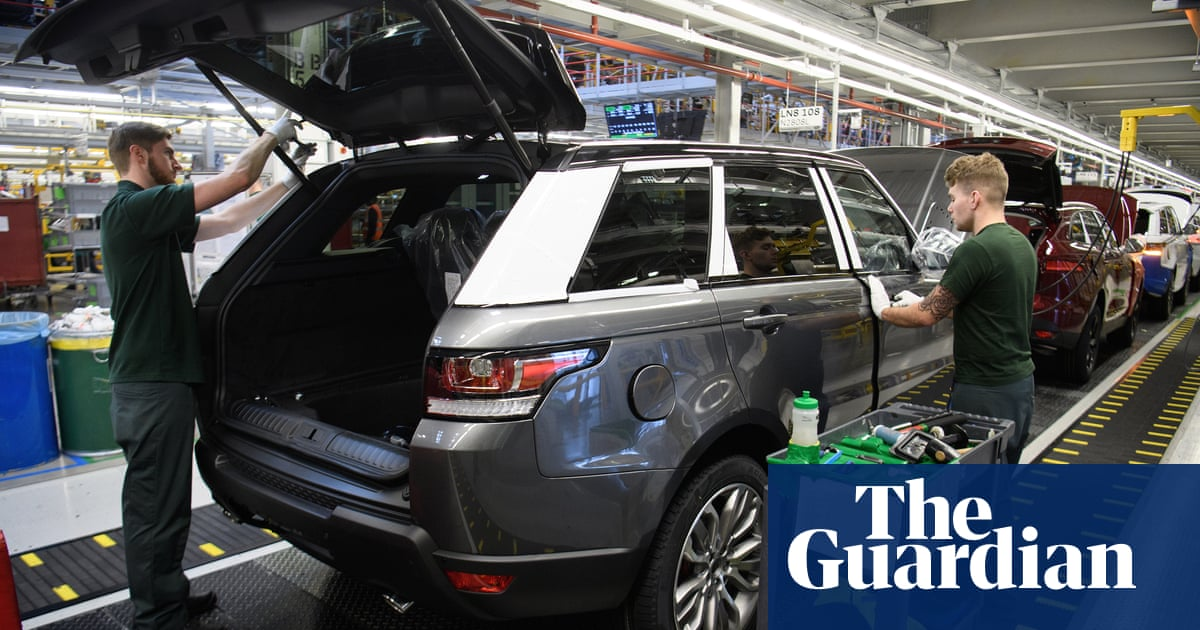 UK GDP growth slows to 0 3% as manufacturing stalls | Business | The