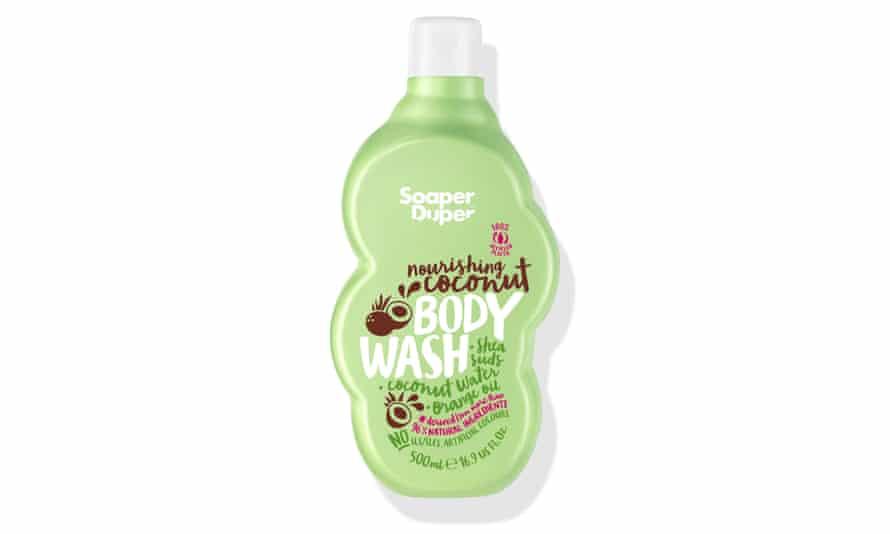 Soaper Duper Coconut Body Wash