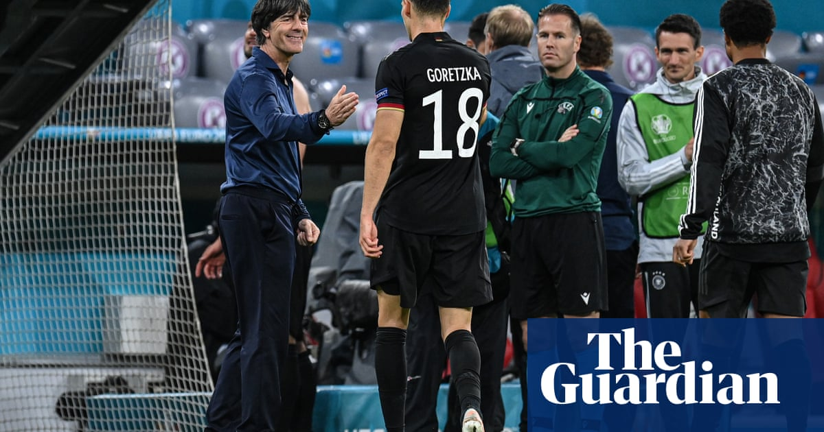 'We can't repeat the same mistakes': Löw warns Germany over England clash