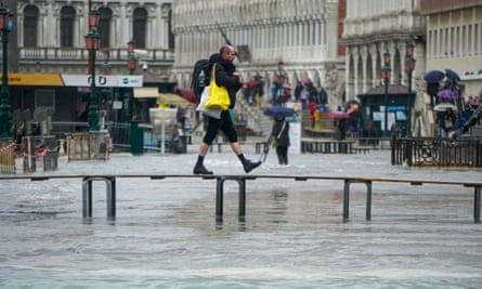 Floods in Venice